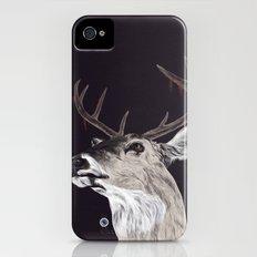Deer (remindeer) iPhone (4, 4s) Slim Case