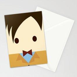 Matt Smith, 11th doctor  Stationery Cards