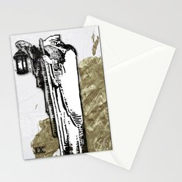 Glamour Tarot The Hermit Stationery Cards
