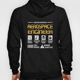 Aerospace Engineer Handling Engineering Gifts product Hoody