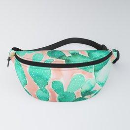 Paddle Cactus Blush Fanny Pack