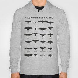 Field Guide for Birding Hoody
