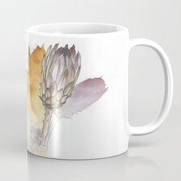 Protea in a Vase Coffee Mug