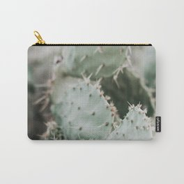 Cactus Closeup Carry-All Pouch