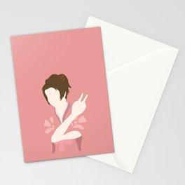 Samurai Champloo - Fuu Silhouette Stationery Cards