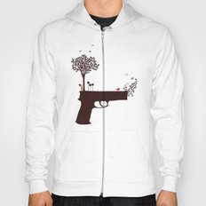 from bad seeds grows hope (part 3 of the 'guns' series) Hoody