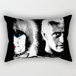 Blade Runner Nexus 6 Rectangular Pillow