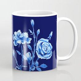 blue rose Coffee Mug