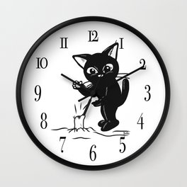 Nice meeting you Wall Clock