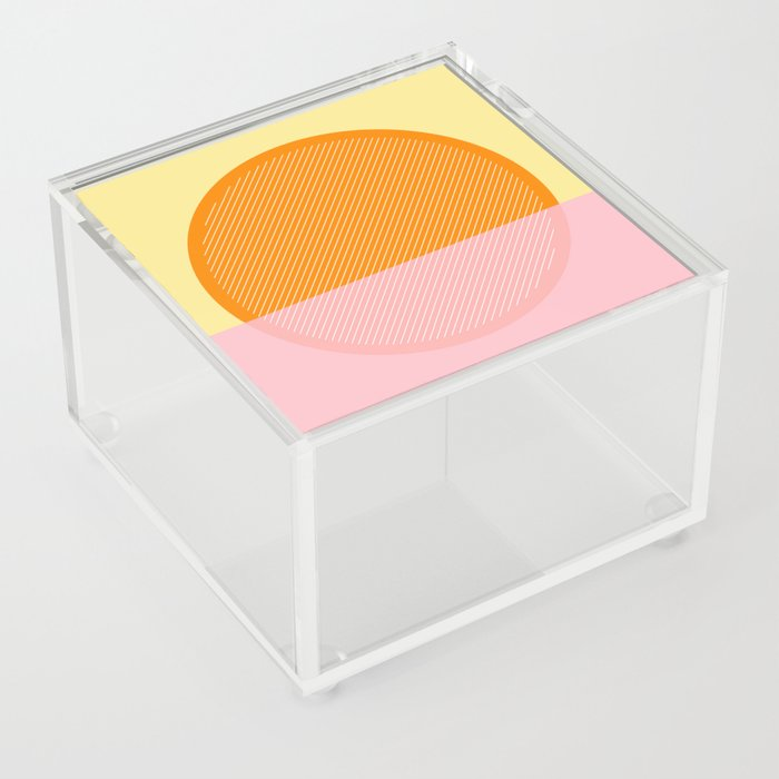 Sunrise Acrylic Box