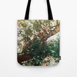 Treetops Tote Bag