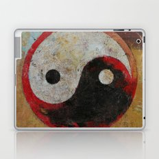 Yin Yang Dragon Laptop & iPad Skin