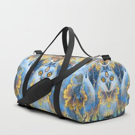 Moon Rhapsody Duffle Bag