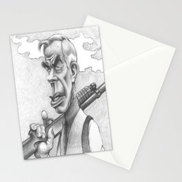 Lee Marvin Stationery Cards