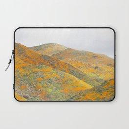 Southern California Poppy Superbloom Laptop Sleeve