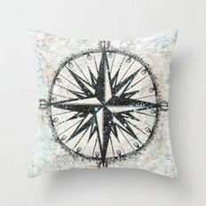 Live Travel Adventure Bless Throw Pillow