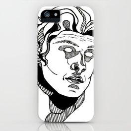 Apollo (Mathew Barzal) iPhone Case