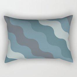 Blueprint Pattern N1 Rectangular Pillow