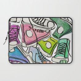 Sneaker Party Laptop Sleeve