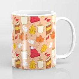 Autumn elements Coffee Mug