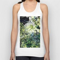 green lantern Tank Tops featuring Green Lantern  by MelissaMoffatCollage