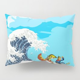 Link adventure Pillow Sham
