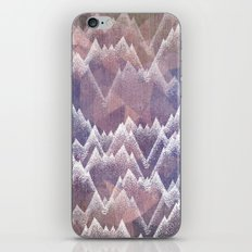 Forever Mountains iPhone Skin
