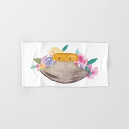 Ulu Floral Hand & Bath Towel