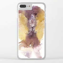 Verronica Kirei's Magical Vagina Clear iPhone Case