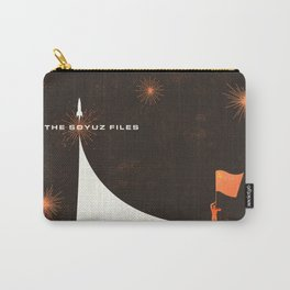 The Soyuz Files Carry-All Pouch