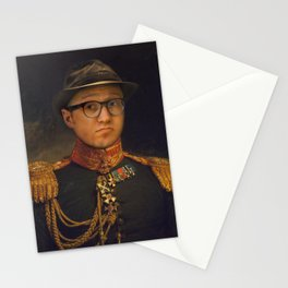 Ade Edmondson Portrait Stationery Cards
