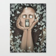 Doors Canvas Print