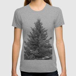 B&W White Spruce T-shirt