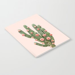 CACTUS AND ROSES Notebook