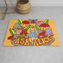 Ask Alice Rug