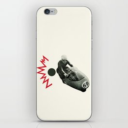 Motorcycle Madness iPhone Skin