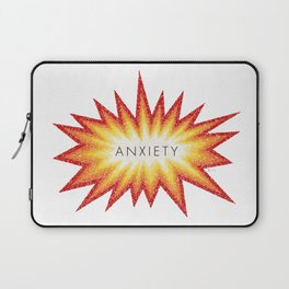 Anxiety Attack Laptop Sleeve