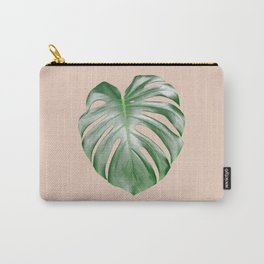 Monstera Dream #2 #tropical #decor #art #society6 Carry-All Pouch