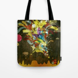 Let's Go Fly A Kite Tote Bag