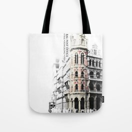 ...memory of Hongkong - General Post Office Tote Bag