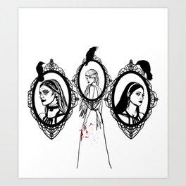 Mother, Maiden, Crone Art Print