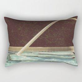 To Summer Rectangular Pillow