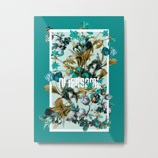 AWESOME Metal Print