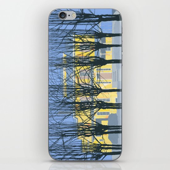 The Cumberland House iPhone & iPod Skin