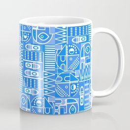 GeoPrint Pattern Coffee Mug