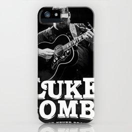 luke combs tour 2020 atin4 iPhone Case