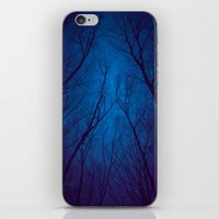 nietzsche iPhone & iPod Skins featuring I Have Loved the Stars too Fondly by soaring anchor designs