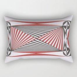 Magic Rubin Rectangular Pillow