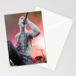 "Ivan ""Ghost"" Moody from Motograter Stationery Cards"
