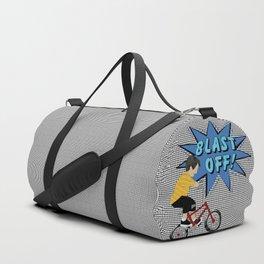 Pop a Wheelie Duffle Bag